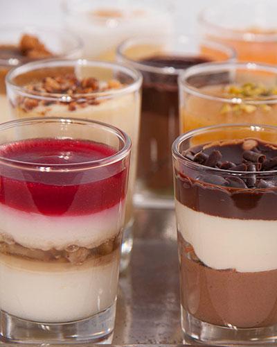 El Sabor Del Sur - Dessertenmix