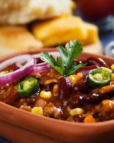 El Sabor Del Sur - Mexican Chili
